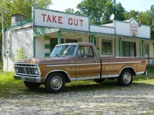 Ford F250 Camper Special * * GEM MINT FIND ALL ORIGINAL * *