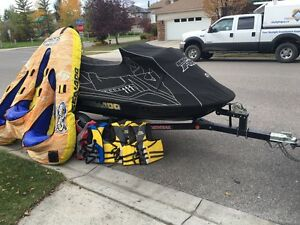 RXP 215 Supercharged seadoo