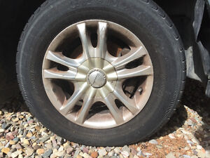 14 inch Honda Accord wheels