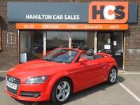 Audi TT Roadster 2.0TDI Quattro - FULL AUDI HISTORY & TIMING BELT DONE