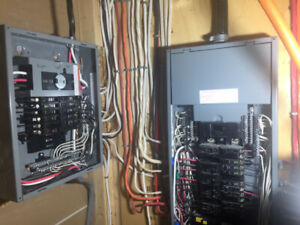 Fully Licensed Electrician.. Low Rates..Free Quotes..214-2638
