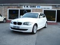 2010 BMW 116 2.0d ES 5d **£30 Tax / New MOT**