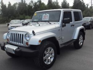 Jeep Wrangler 4WD 2dr 70th Anniversary *Ltd Avail* 2011