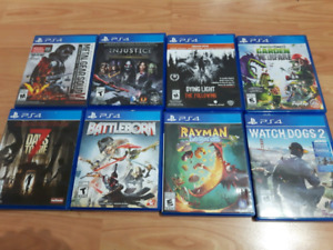 PS4, AUGMENTE TA COLLECTION