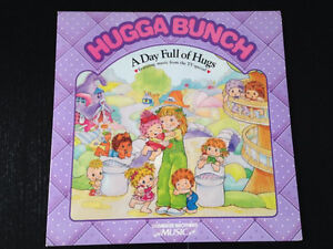 RECORD--HUGGA BUNCH-A DAY FULL OF HUGS