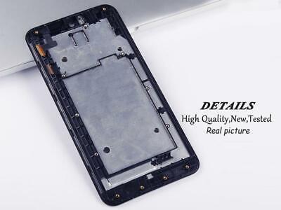 Per ASUS Zenfone Selfie ZD551KL Z00UD LCD Touch Screen Assembly Frame Black ha2 comprar usado  Enviando para Brazil