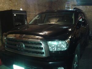 Price Reduced 2008 Toyota Sequoia SUV, Crossover