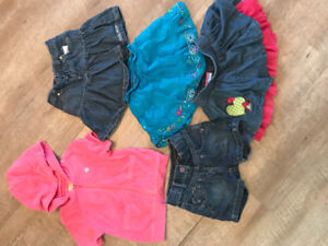 18 month - 2 T girl lot