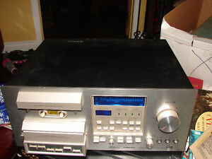 Pioneer stereo cassette tape deck CT-F900