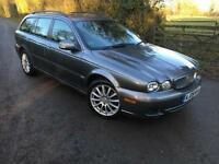 Jaguar X-TYPE 2.0D S ESTATE