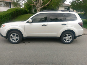 2012 forester