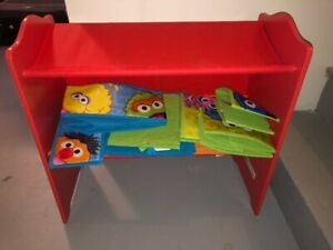 Sesame Street Storage Unit