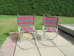 CHAISE POUR CAMPING