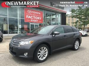 2012 Toyota Venza 4DR AWD WGN  - one owner - local - trade-in -