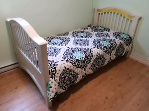 Twin bed frame for sale