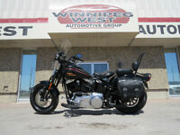 2008 HARLEY-DAVIDSON FLSTSB Softail Springer Cross Bones, Mint!