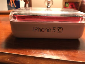 Pink IPhone 5C 8GB