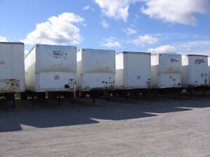 48' & 53' Storage Trailers for Sale