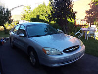 2002 Ford Taurus sel Berline