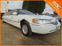 2004 LINCOLN TOWN CAR 4.6 V8 4D AUTO LIMOUSINE !J SEAT TOO MUCH TO LIST!CAT C