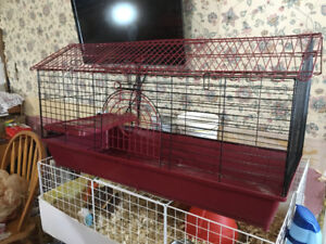 Medium sized small pet cage for small animals