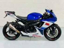 Suzuki GSX-R600 30TH ANNIVERSARY EDITION ! YOSHIMURA EXHAUST