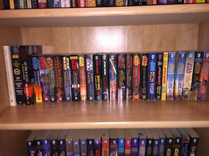 Massive Star Wars Novels Collection - 78 Books in total