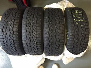 Pneus d'hiver Pirelli Winter Carving Edge 205-55-16