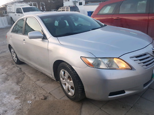 Toyota Camry 2008 New safety