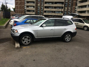 2004 BMW X3 SUV, Crossover