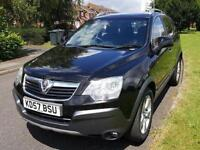 2007 Vauxhall Antara 2.0 CDTi + DIESEL + AUTO + 4X4 + FULL SERVICE HISTORY