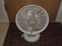3 Speed Indoor Fan