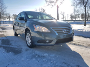 Nissan Sentra 1.8 SV 2015 with brand new safety