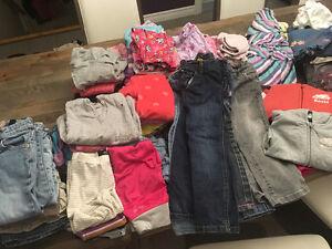 Vêtements de fille 3 ans