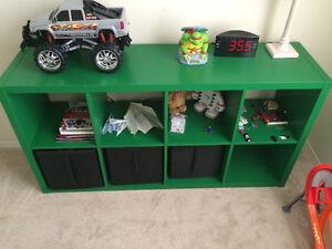 IKEA Green Kallax $60 or best offer