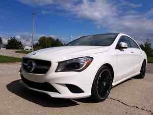 2014 Mercedes  - Benz   250 4 MATIC AWD