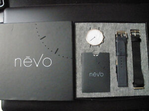 Nevo Watch Activity Tracker