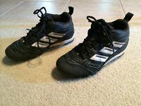 Adidas Baseball Shoes - Size 3.5