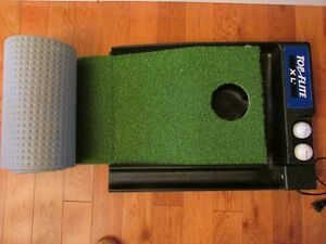 Electric Golf Putting Mat by Top Flyte