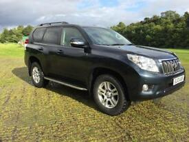 2013 Toyota Land Cruiser 3.0D-4D LC4 7 SEATS FULLY LOADED VERY LOW MILES