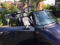 Mini Cooper convertible £2,695 Ono
