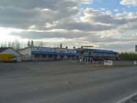 HIGHWAY MOTEL, GAS STATION, RESTAURANT AND BAR