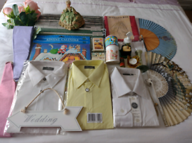Job Lot of Brand New & Vintage Items boxed up for collection at door!!