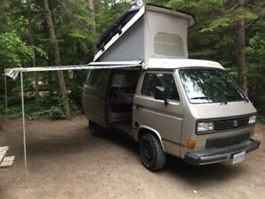 1987 Volkswagon Westfalia Vanagon 2.1L Automatic