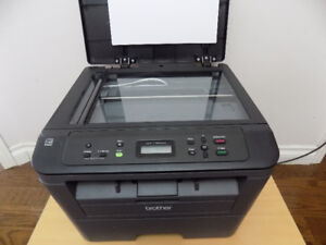 Like New Laser Brother Printer with almost filled cartridge