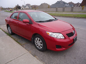 2009 Toyota Corolla ce Sedan Comes With Sefety & E Test
