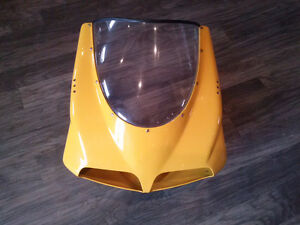 Ducati 748 OEM Original Upper Fairing with Windscreen
