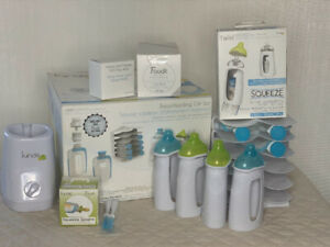 New Kiinde Gift Set to Store, Organize and Feed Breast Milk