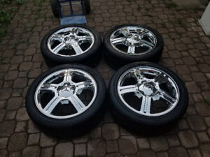 225/45/R17 Mercedez Rims 5/112 $490