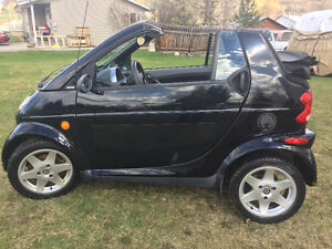***REDUCED***  2006 Smart Fortwo Pulse Cabriolet Convertible